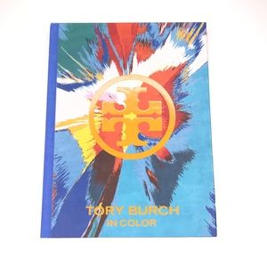 Tory Burch SIGNED COPY In Color Coffee Table Book